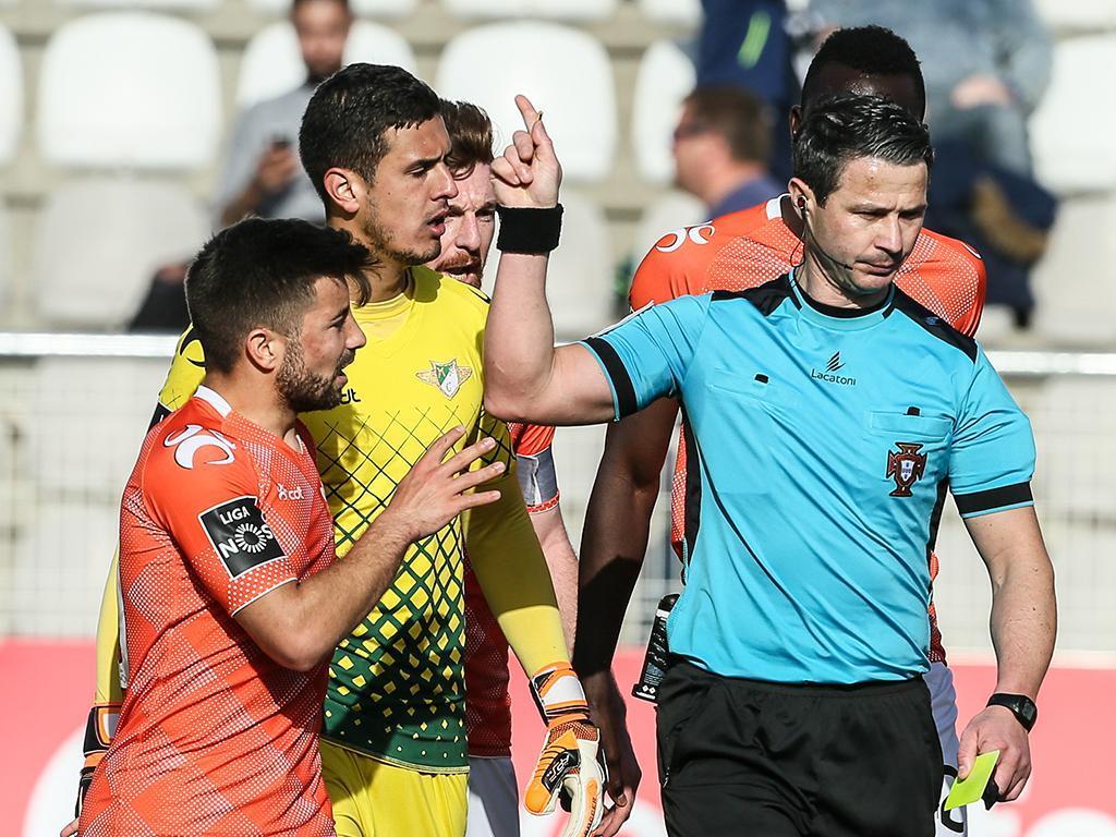 Moreirense: jogo em Portimão fez sete baixas na equipa de Petit