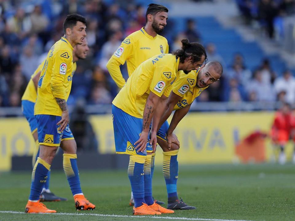 5a668d3a45 Espanha  Las Palmas desce de divisão