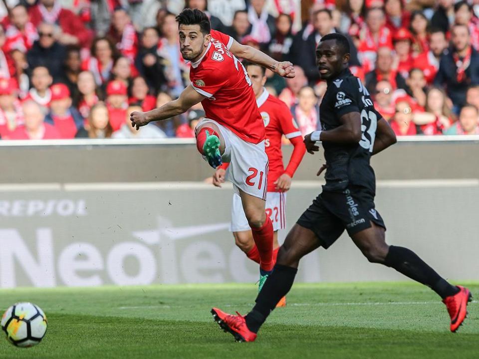 Liga: Benfica-V. Guimarães abre o campeonato
