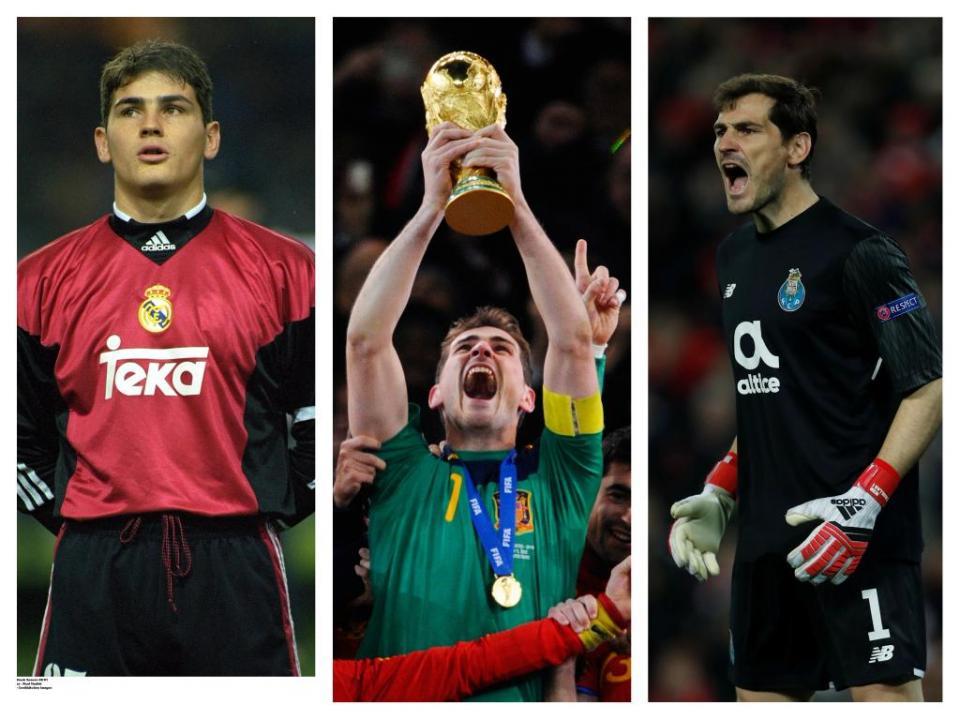 1e312be6c Iker Casillas