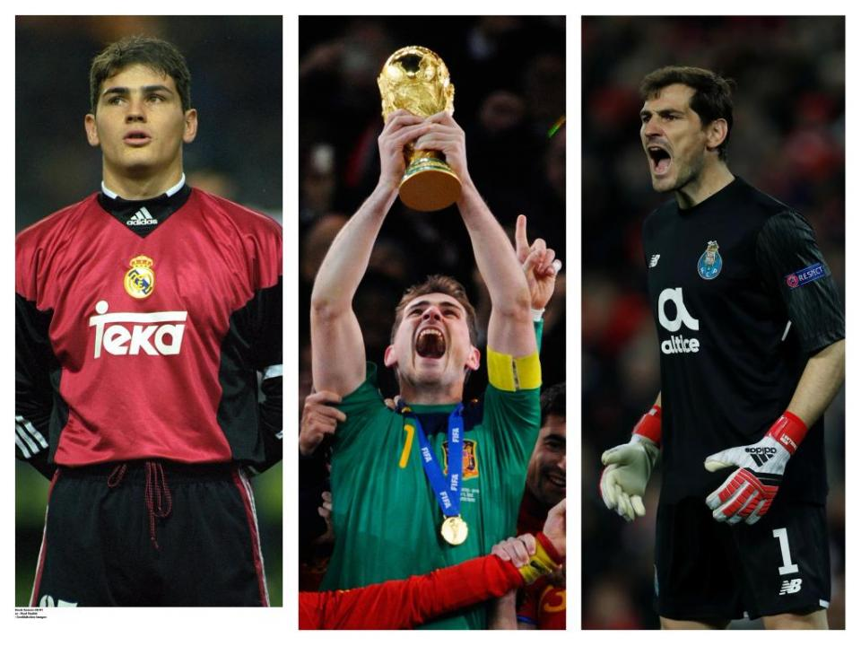 Iker Casillas, uma lenda a chegar aos 1000 capítulos