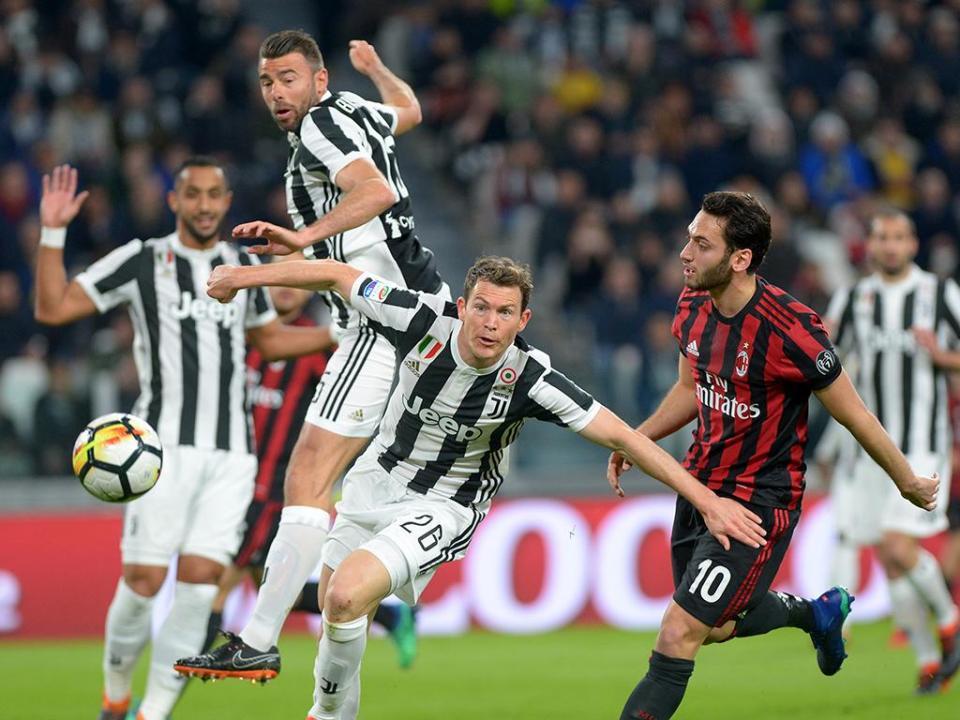 Itália: Bonucci marca no regresso mas Juventus é ainda mais líder