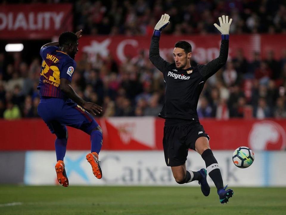 Espanha: Messi entra e lança balde de água fria em Sevilha