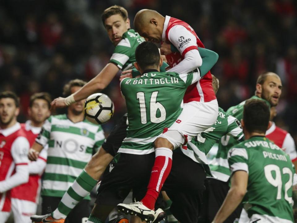 VÍDEO: o golo de Raul Silva que decidiu o Sp. Braga-Sporting