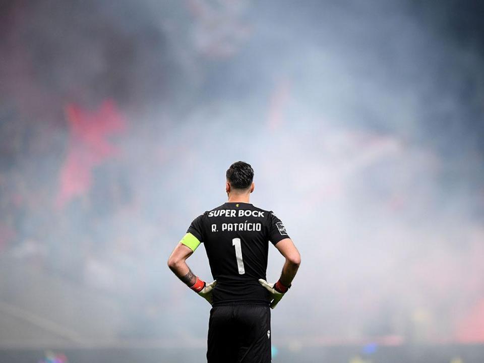 Sporting: Rui Patrício formaliza rescisão