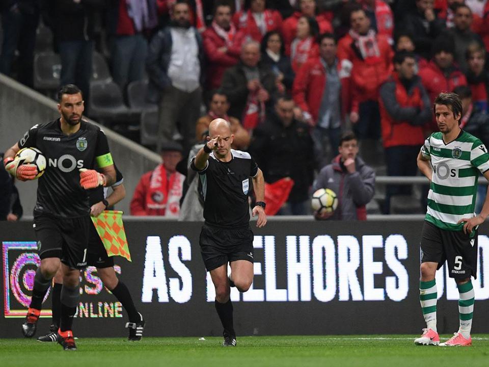 Sp. Braga-Sporting, 1-0 (destaques)