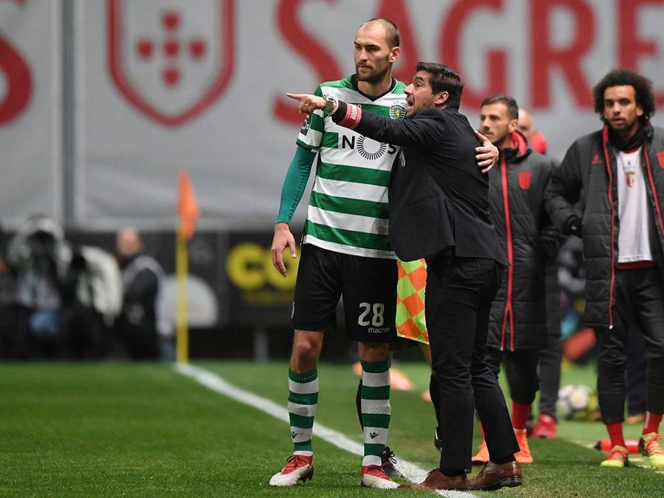 João Martins (Sp. Braga): «No final veremos o que conseguimos»