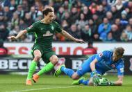 Werder Bremen-Frankfurt