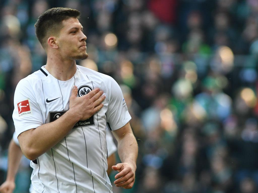 Eintracht Frankfurt vai avançar para compra do passe de Luka Jovic — Mercado