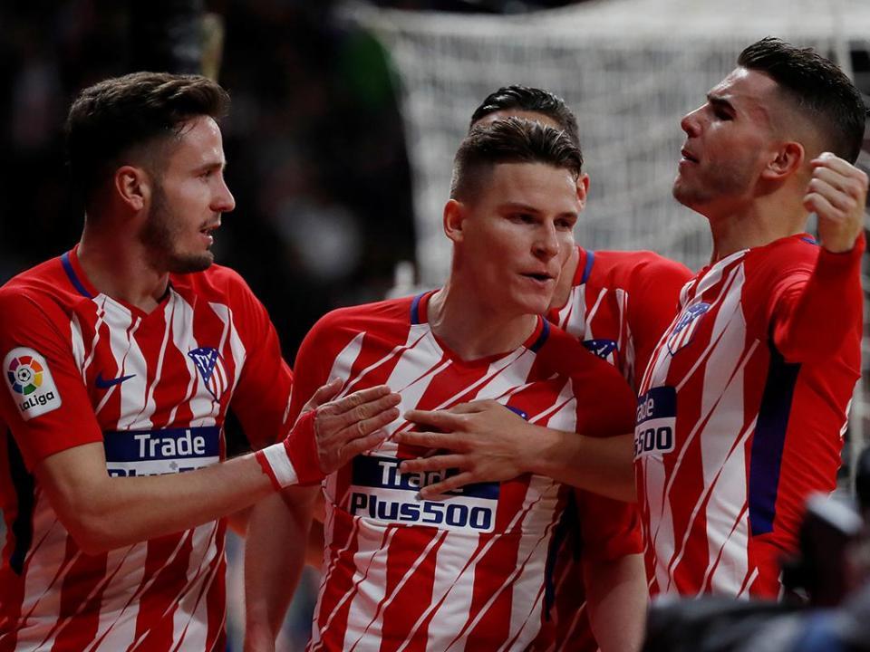 At. Madrid: Juanfran regressa para a receção ao Sporting