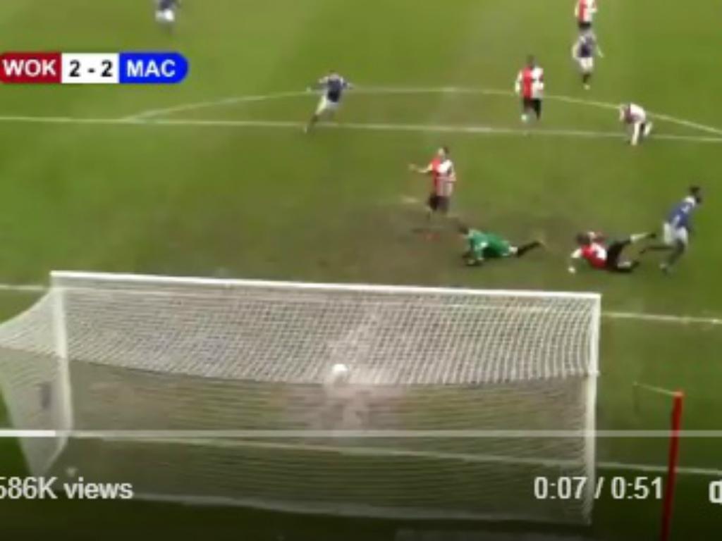 VÍDEO: lama, um anti-herói e um golo aos 90 + 4