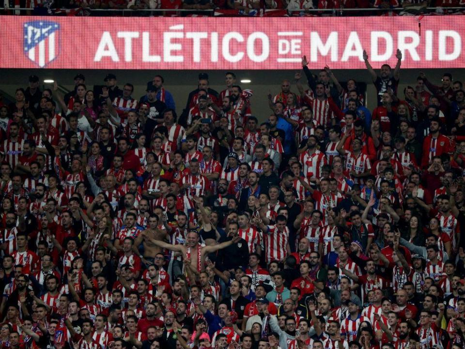 Nehuén Perez: «Assinei pelo Atlético Madrid, estou muito contente»