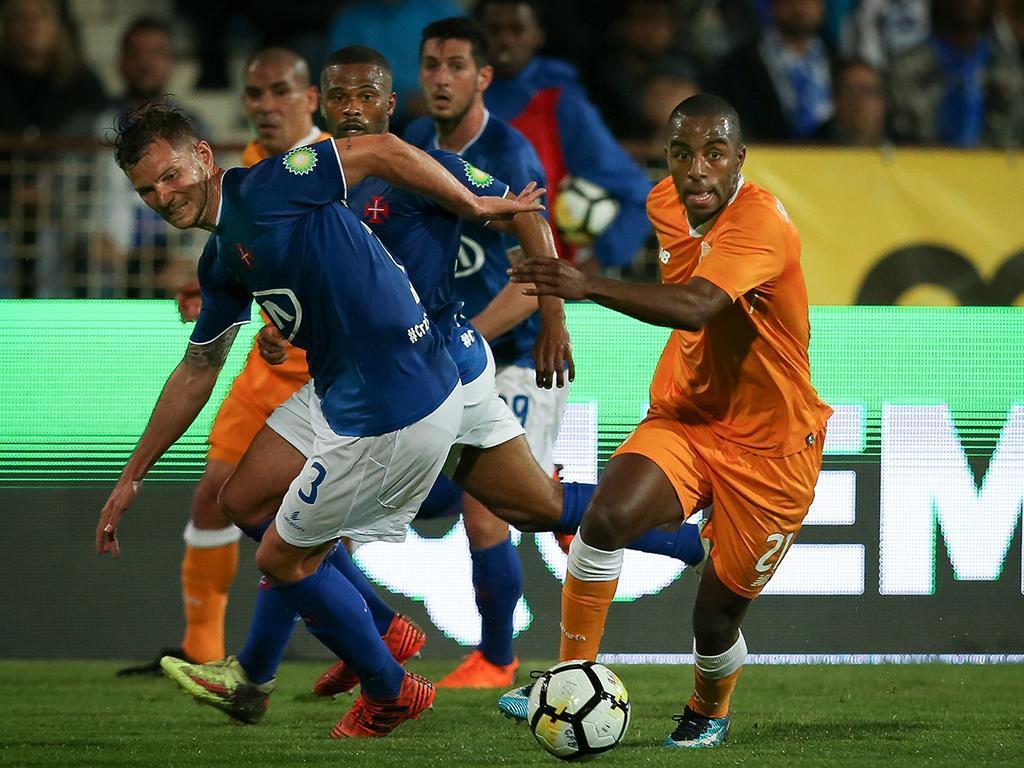 VÍDEO: o resumo da vitória do Belenenses frente ao FC Porto