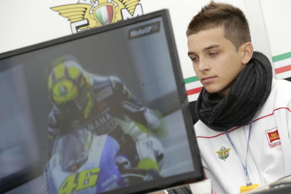 """Rossi: """"Correr contra o meu irmão parecia absurdo mas agora não é impossível"""""""
