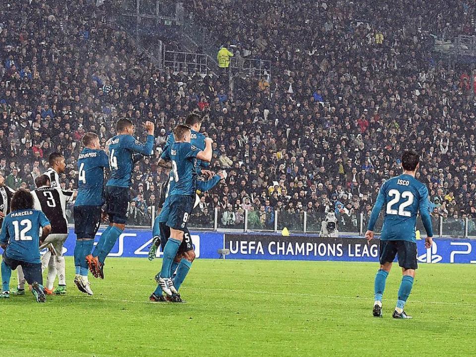 Ronaldo e os aplausos dos adeptos da Juve: «Foi inesquecível, grazie»