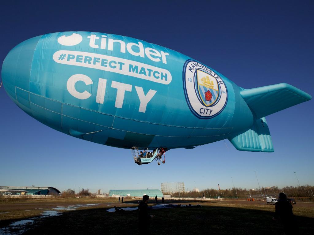 Manchester City anuncia parceria com app de encontros