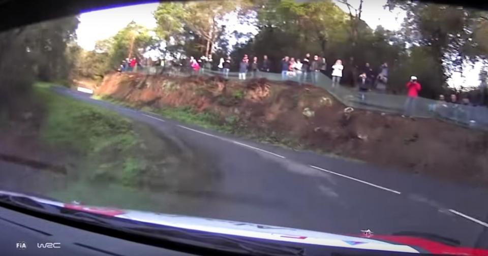 Rali da Córsega: vídeo onboard de Kris Meeke