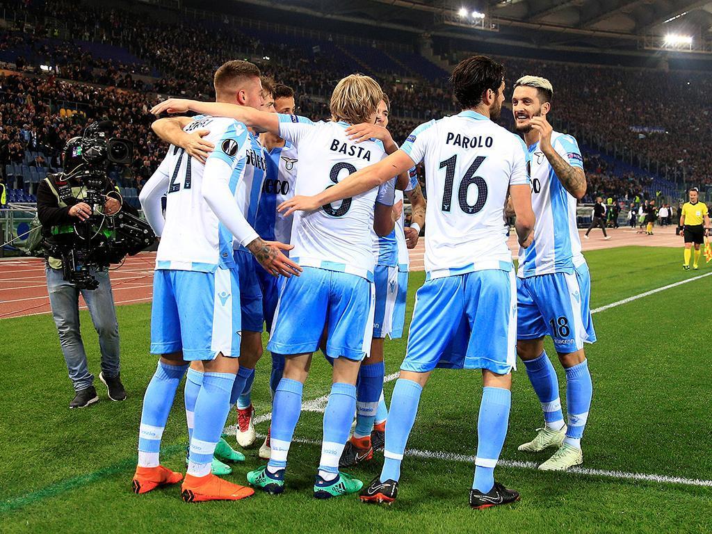 LE: Nani não saiu do banco na vitória da Lazio