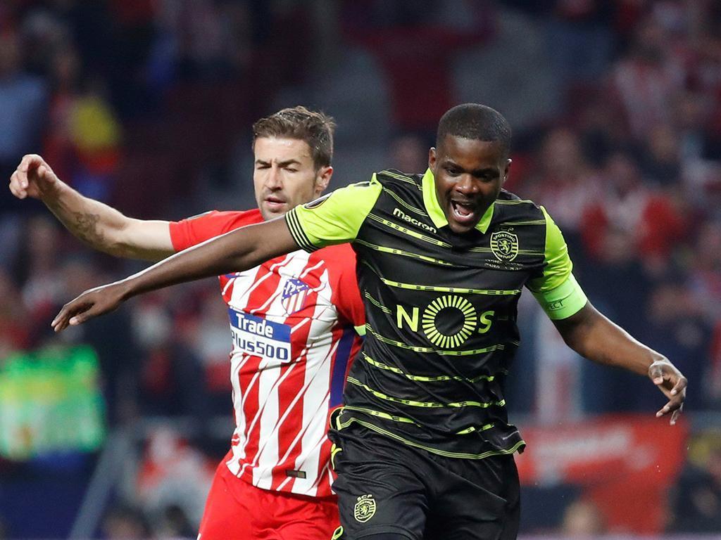 Sporting: William Carvalho falha segundo jogo com Atlético Madrid