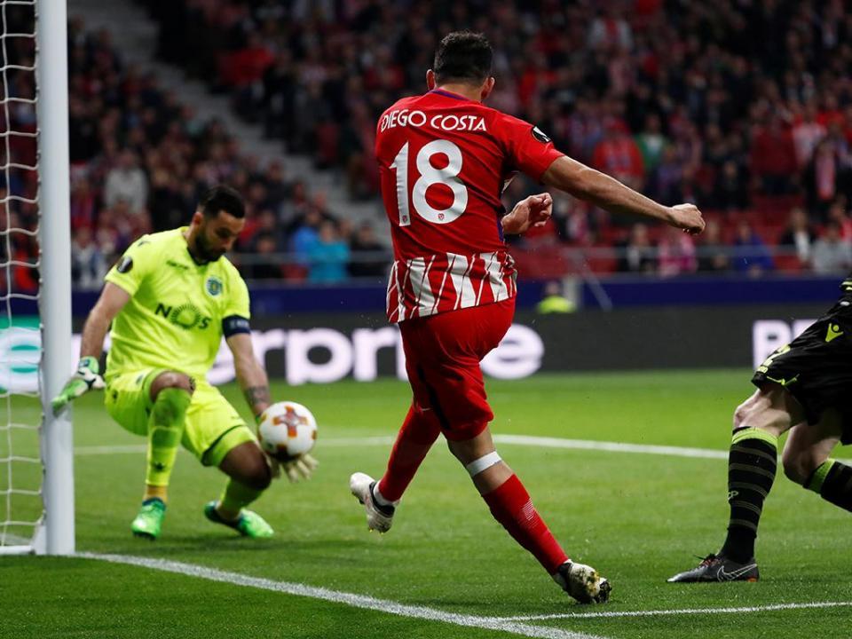 Diego Costa: «Também cometemos erros, mas eles não souberam aproveitar»