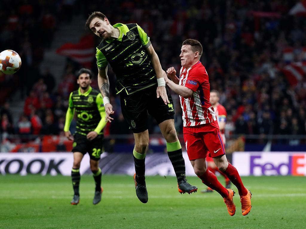 Sporting-Atlético Madrid (onzes): eis as equipas iniciais