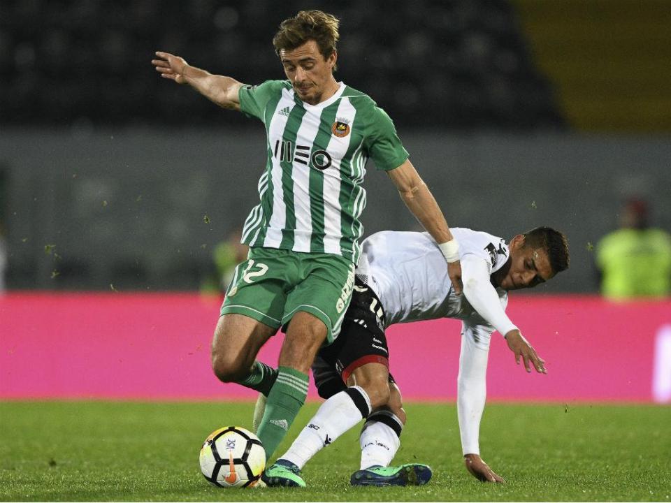 Vitória de Guimarães-Rio Ave, 3-0 (resultado final)