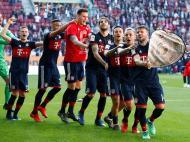 Bundesliga: Bayern Munique sagrou-se campeão