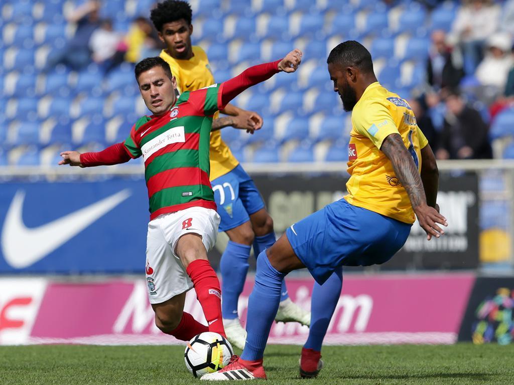 Jogador do Marítimo avisa FC Porto: «A nossa casa é um forte»