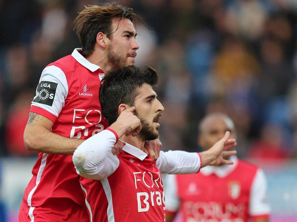 Pré-época: Betis-Sp. Braga, 1-1 (crónica)