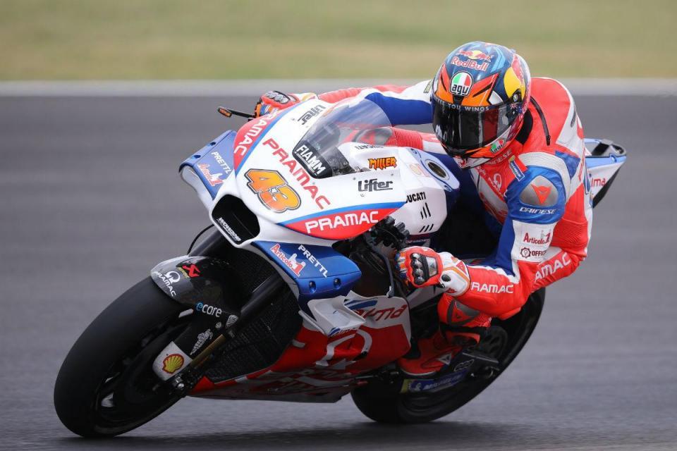 MotoGP: Miller continua na Pramac Ducati em 2019