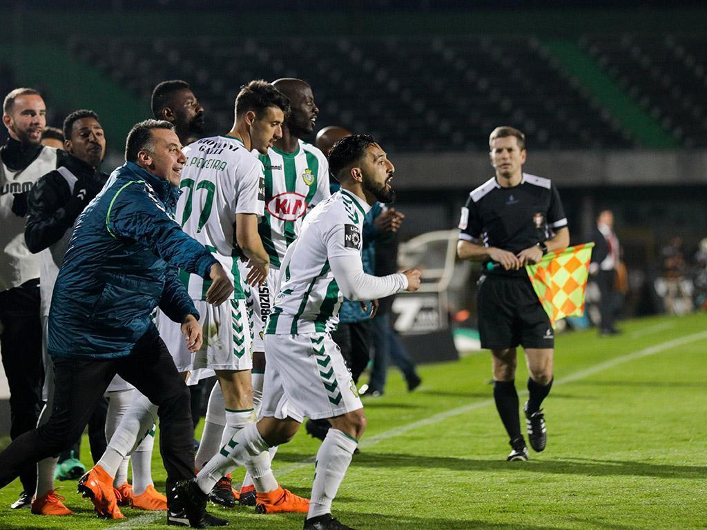 «É preciso falarmos sobre o que se tem passado no futebol português»
