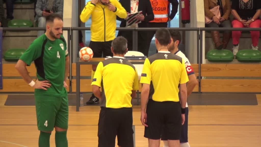 Futsal: Leões Porto Salvo garantem permanência a uma jornada do fim