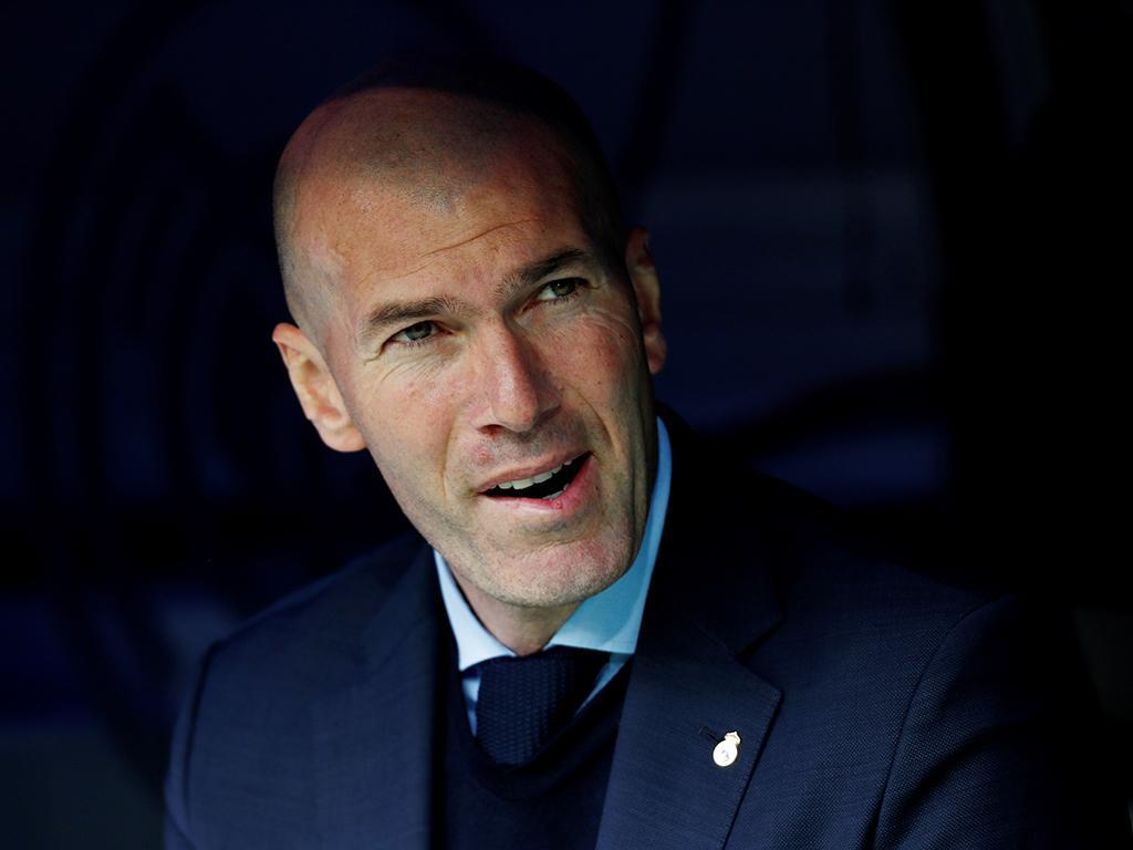 Zidane a torcer: «Marselha pode ganhar Liga Europa»