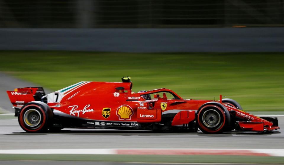 F1: Ferrari apressa atualizações para Silverstone
