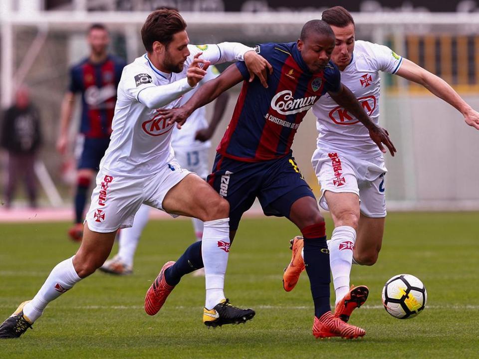 Taça da Liga: Chaves vence no Jamor e cola-se ao FC Porto