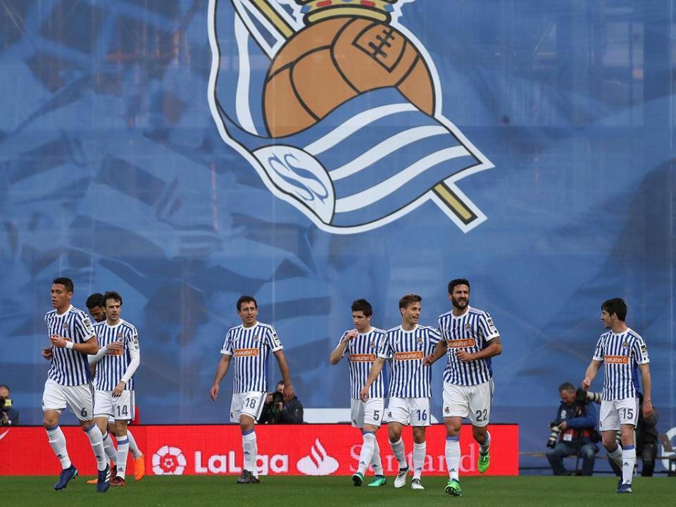 Espanha: Real Sociedad com Kevin Rodrigues goleia Girona