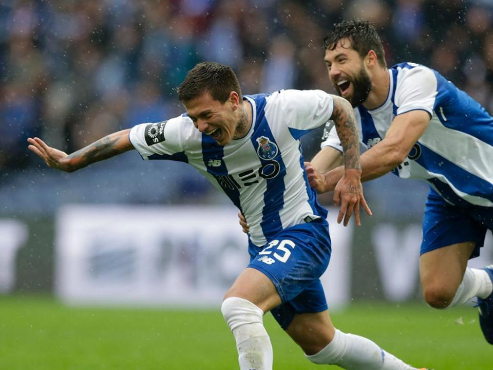 FC Porto: Otávio atinge a marca dos 50 jogos