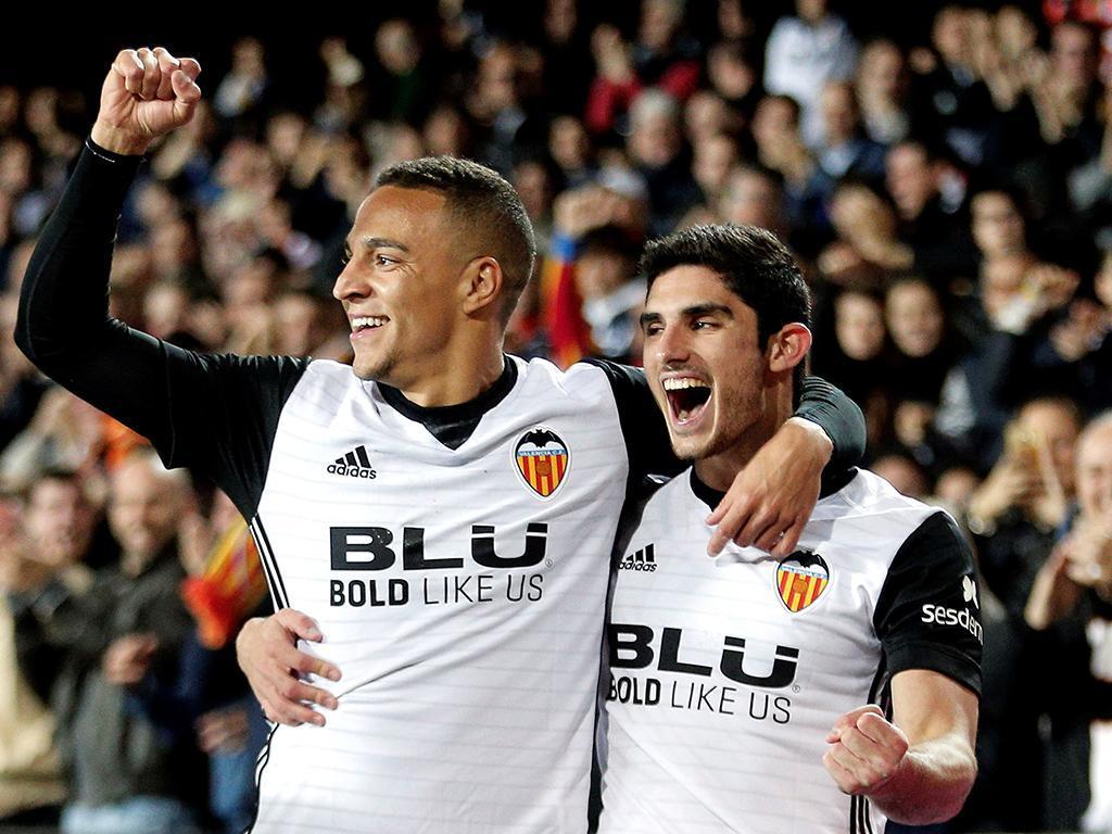 Espanha: Rodrigo vence prémio de melhor jogador do mês da Liga