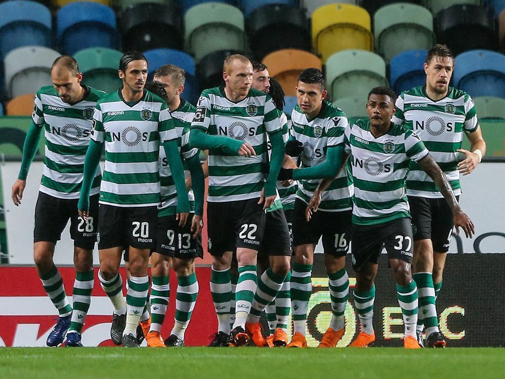 Sporting-Paços Ferreira, 2-0 (destaques)