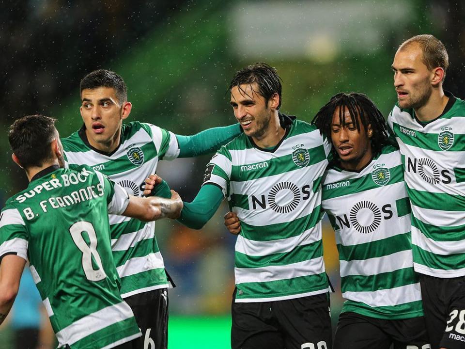 Sporting-Paços de Ferreira, 2-0 (crónica)