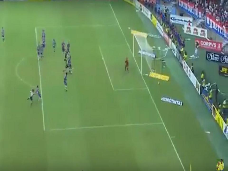 VÍDEO: ex-Gil Vicente marca golaço na final do estadual