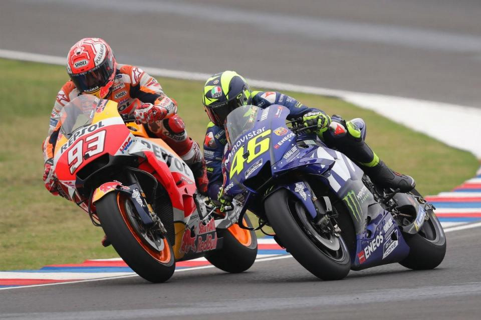 """Oliveira e o GP da Argentina de MotoGP: """"Márquez foi o homem do dia"""""""