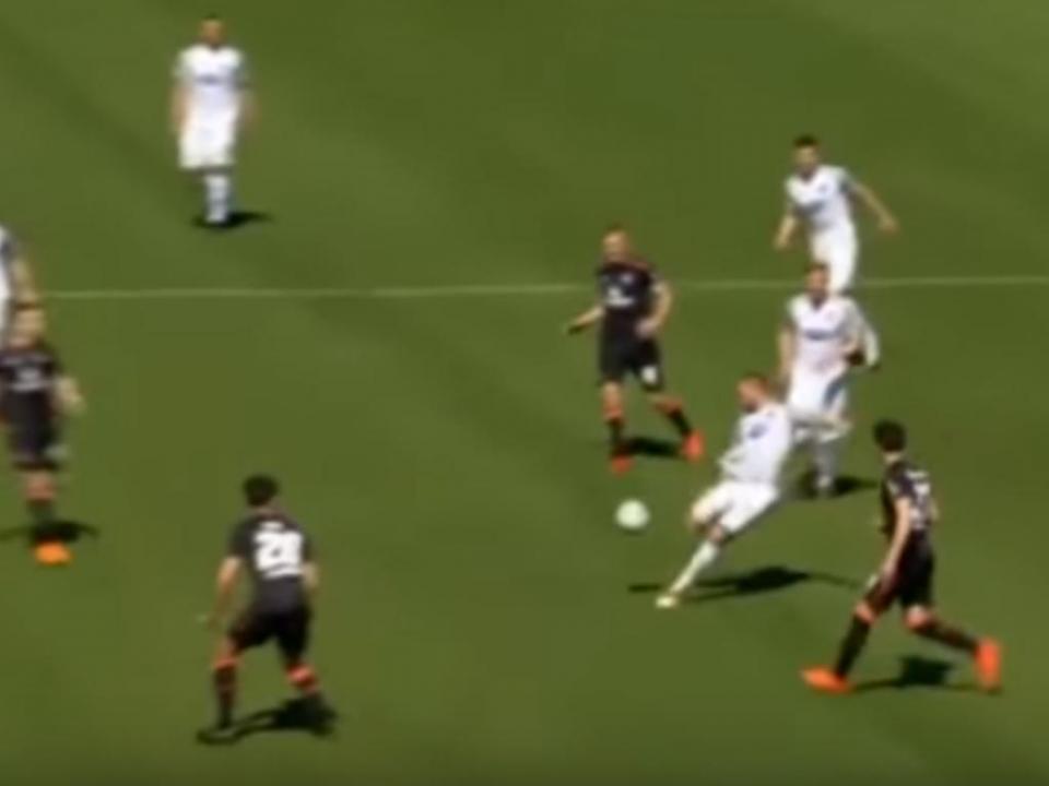VÍDEO: da Alemanha chega uma fotocópia do golo de Ibrahimovic