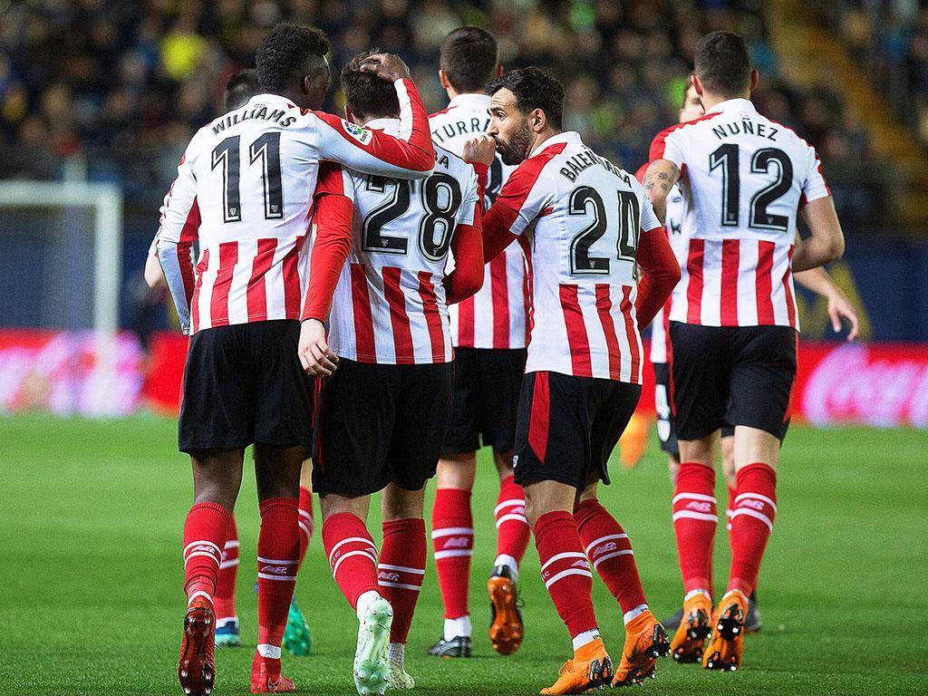 Athletic Bilbao vence Betis e Valencia garante Liga dos Campeões