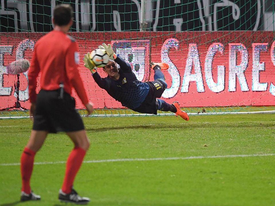 Moreirense-Boavista, 1-0 (destaques)