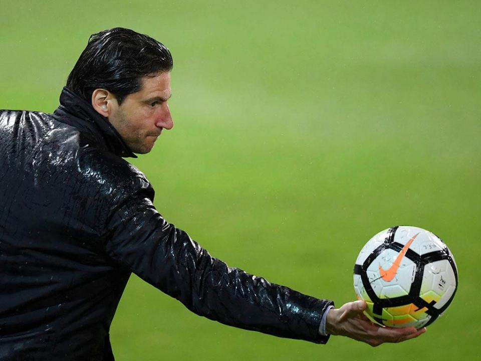 Jorge Simão não se intimida com o Sp. Braga: «Vamos para ganhar»
