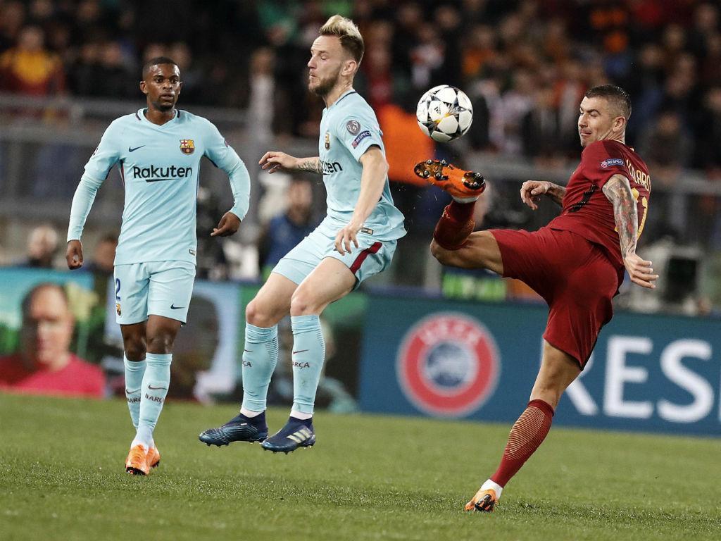 Barcelona cai nos «quartos» pelo terceiro ano consecutivo
