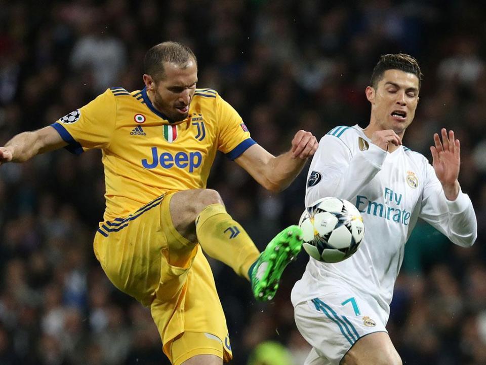 Chiellini: «Contratação de Ronaldo comporta sacrifícios»