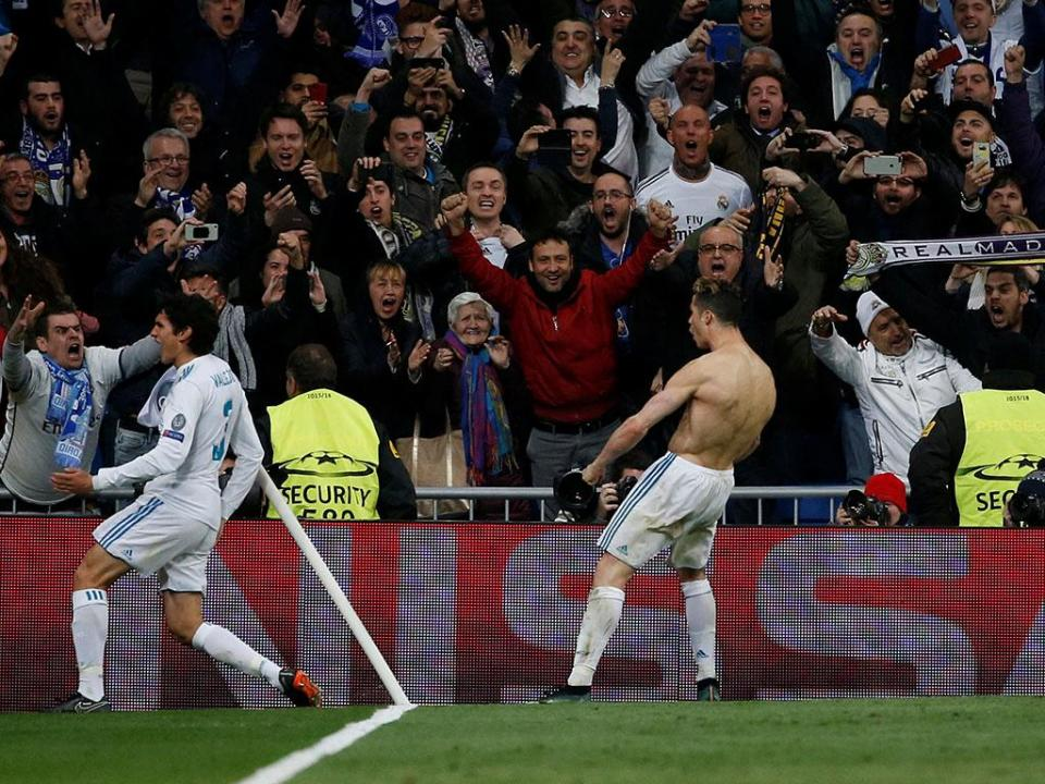 Boateng: «Nenhum avançado consegue ser mais completo que Ronaldo»