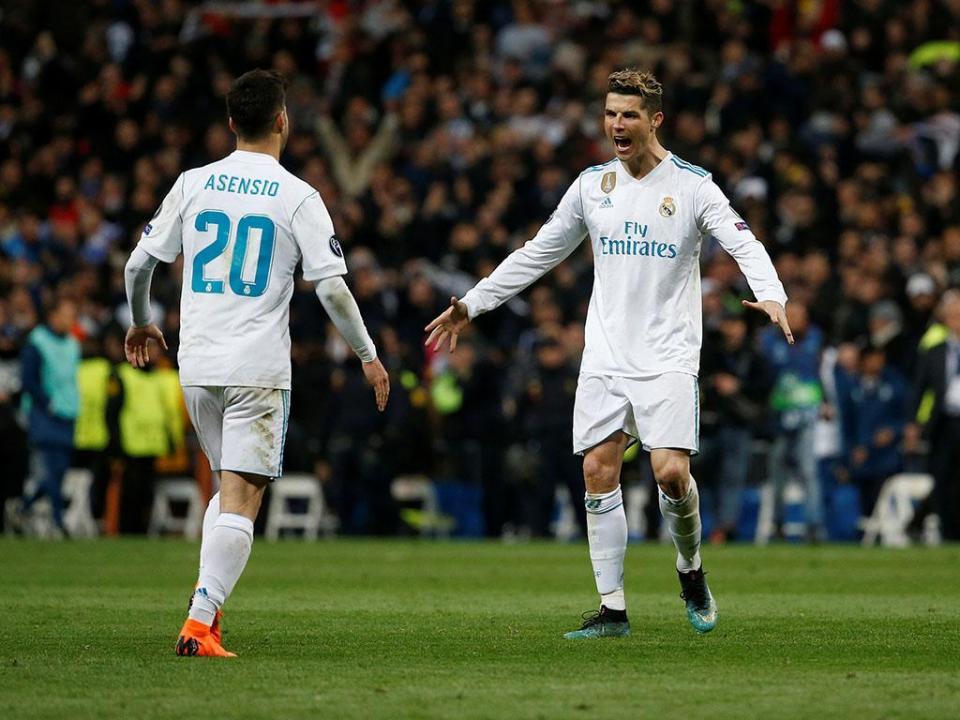 Cristiano Ronaldo regressa aos treinos no Real Madrid